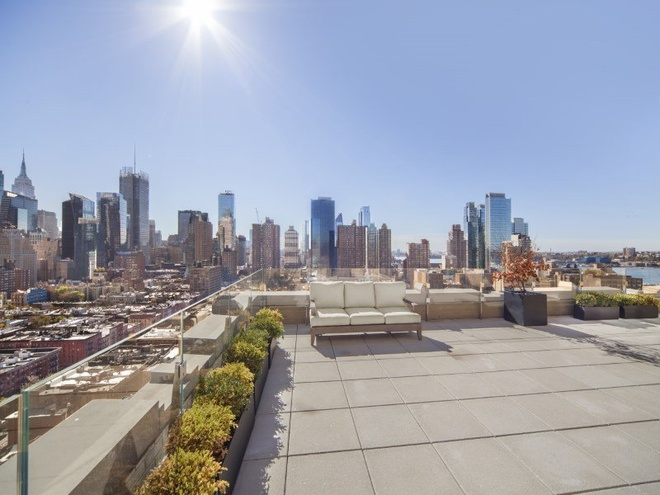 Can penthouse 10 trieu USD tren noc thanh pho New York hinh anh 9