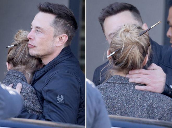 Ban gai noi tieng cua ty phu Elon Musk la ai? hinh anh 2