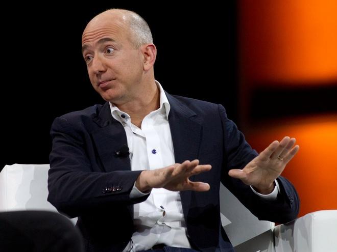 Nhung dieu it biet ve cuoc hon nhan cua ty phu Jeff Bezos hinh anh 8