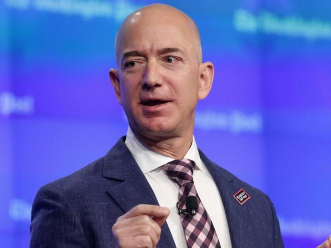 Nhung dieu it biet ve cuoc hon nhan cua ty phu Jeff Bezos hinh anh 10