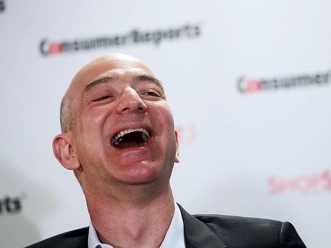 Nhung dieu it biet ve cuoc hon nhan cua ty phu Jeff Bezos hinh anh 2