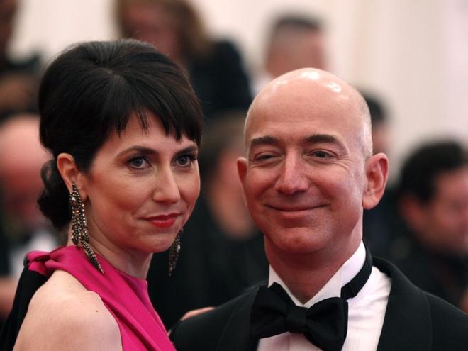 Nhung dieu it biet ve cuoc hon nhan cua ty phu Jeff Bezos hinh anh 3