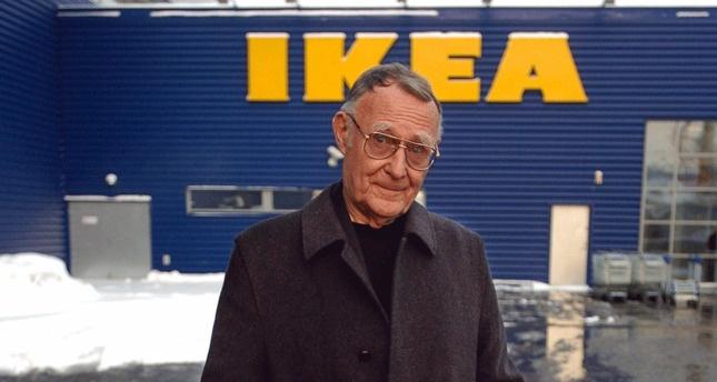 Nha sang lap hang noi that IKEA qua doi o tuoi 91 hinh anh