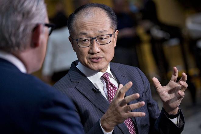 Chu tich World Bank so sanh tien ao voi mo hinh lua dao da cap hinh anh