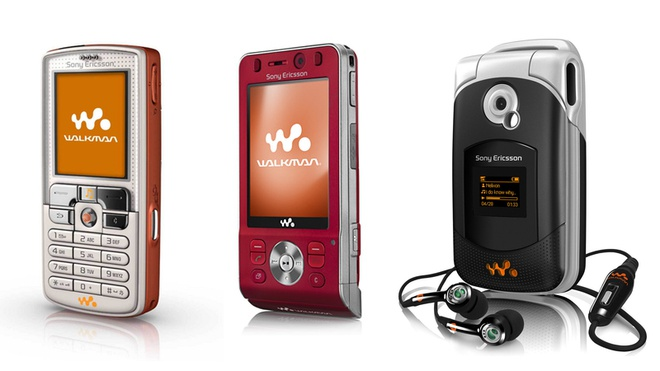 Dien thoai Sony Ericsson: Tu