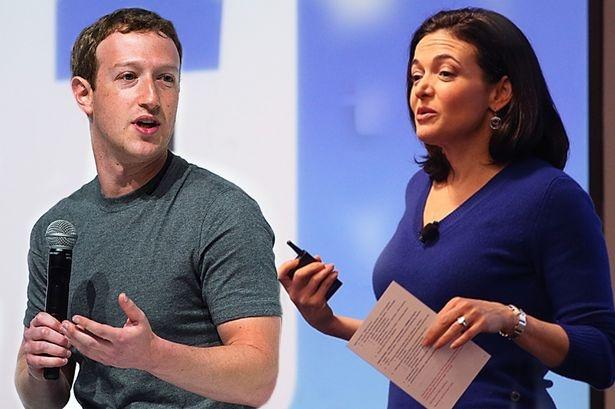 Doi mat khung hoang sinh ton, Facebook lam goi nho Nokia, BlackBerry hinh anh
