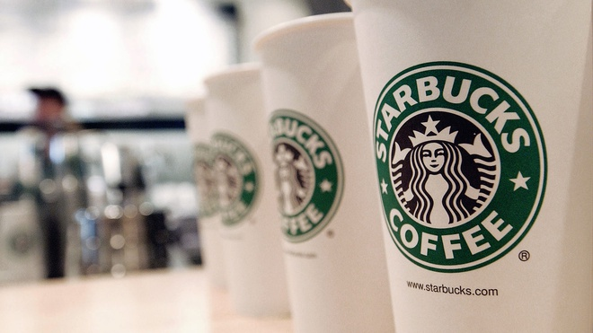 Kinh doanh sa sut, Starbucks chuan bi dong 150 cua hang o My hinh anh