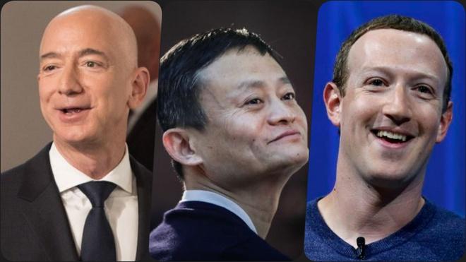 So huu tai san tram ty USD, ong chu Amazon, Alibaba van di oto re tien hinh anh
