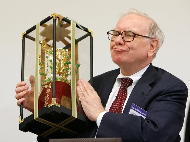 13 cau noi bat hu cua nha dau tu huyen thoai Warren Buffett hinh anh