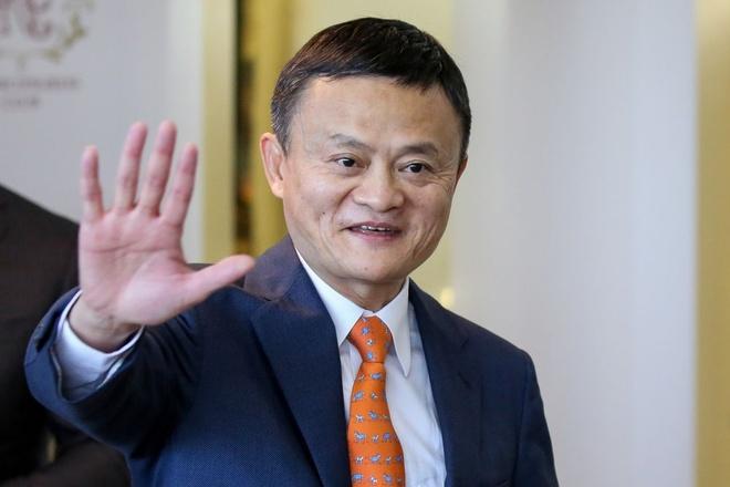 Jack Ma tuyen bo khong the giu loi hua tao 1 trieu viec lam cho My hinh anh