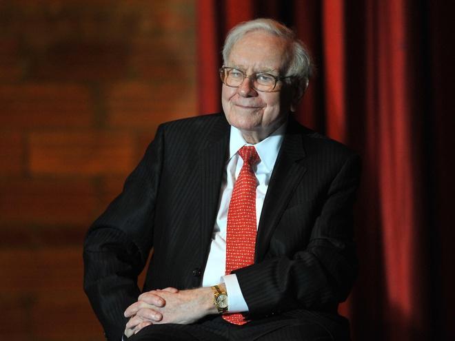 Giau thu ba the gioi,  ty phu Warren Buffett tieu tien nhu the nao? anh 1