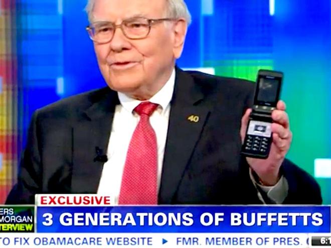 Giau thu ba the gioi,  ty phu Warren Buffett tieu tien nhu the nao? anh 5