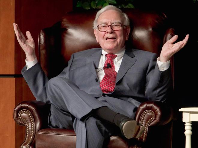 Giau thu ba the gioi,  ty phu Warren Buffett tieu tien nhu the nao? anh 6