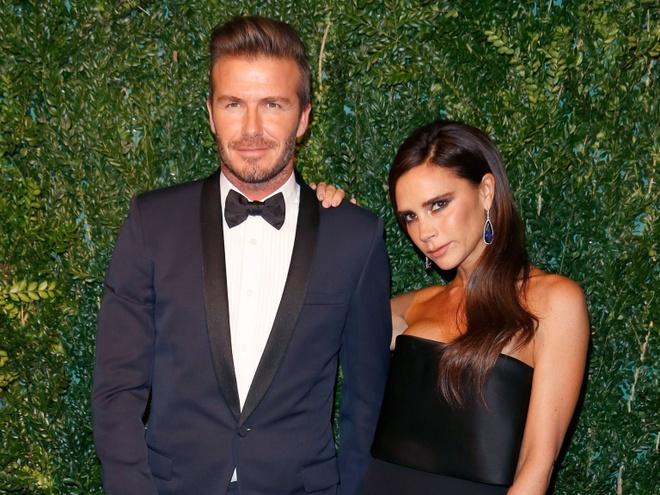 Vo chong David Beckham kiem va tieu tien nhu the nao? hinh anh 1