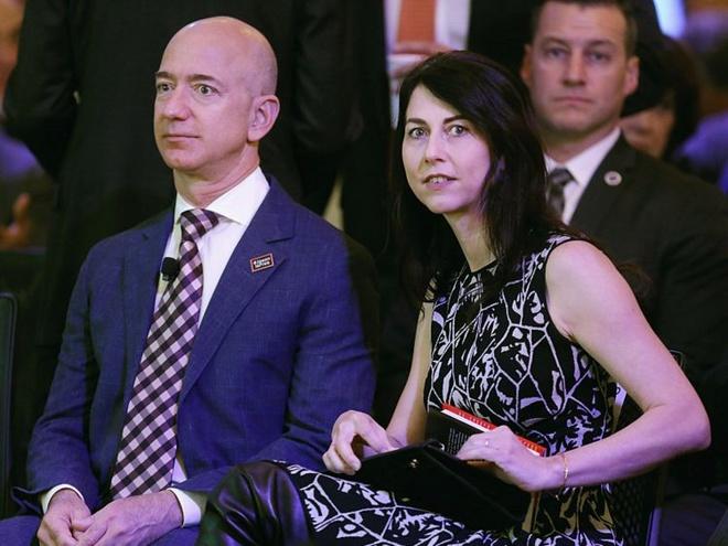 Sau ly hon, vo ty phu Jeff Bezos se la phu nu giau nhat the gioi? hinh anh 8