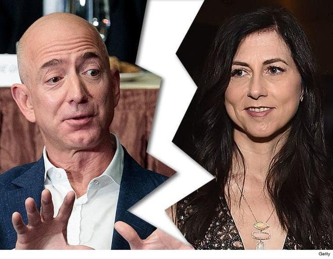 Sau ly hon, vo ty phu Jeff Bezos se la phu nu giau nhat the gioi? hinh anh 5