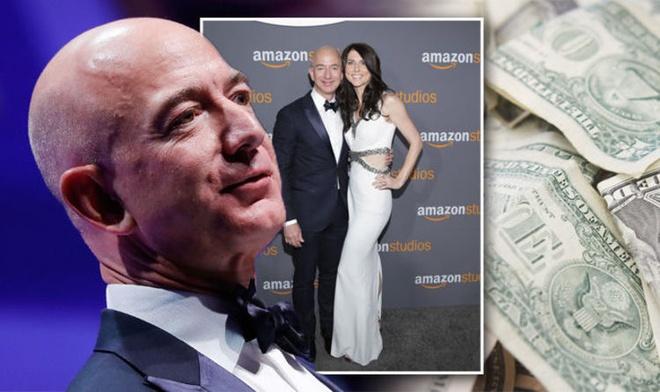Sau ly hon, vo ty phu Jeff Bezos se la phu nu giau nhat the gioi? hinh anh 9