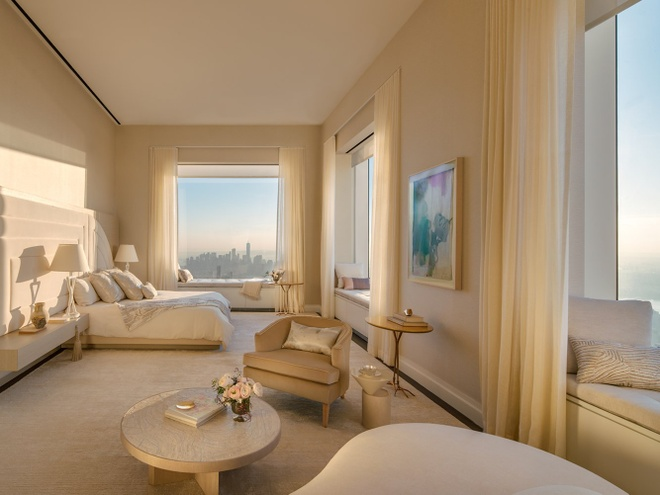 Can penthouse tai chung cu cao nhat New York chia doi moi ban duoc hinh anh 9