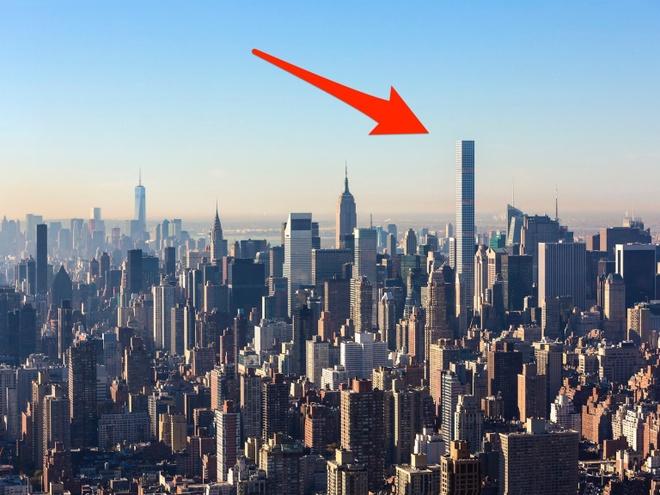 Can penthouse tai chung cu cao nhat New York chia doi moi ban duoc hinh anh 2