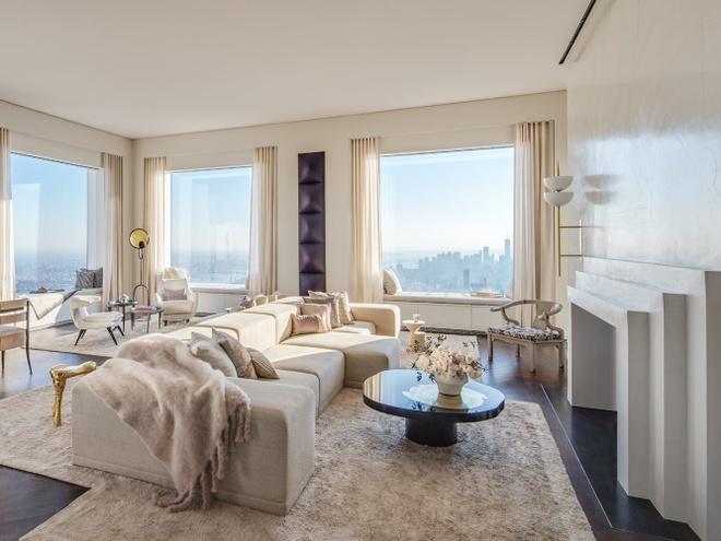 Can penthouse tai chung cu cao nhat New York chia doi moi ban duoc hinh anh 5