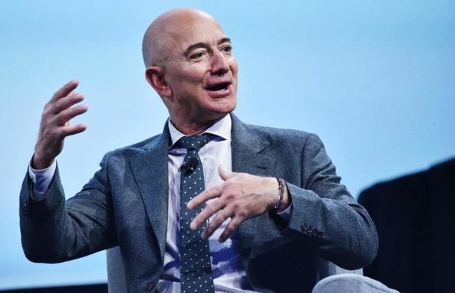Jeff Bezos,  Amazon,  tu thien,  ty phu anh 3