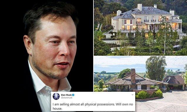 Elon Musk,  nha xa xi,  dang tai Twitter,  Tesla anh 1