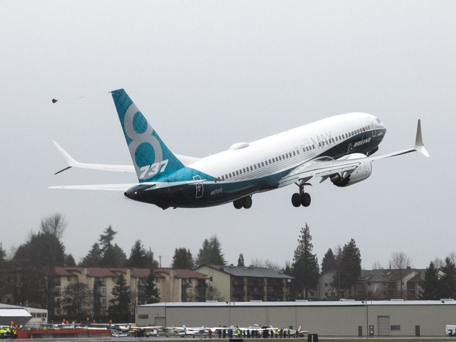 SkyStyle,  Boeing 737 Max,  may bay ca nhan anh 1