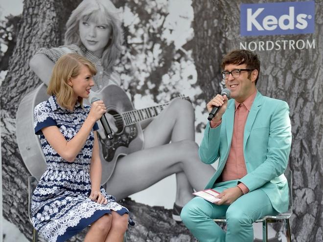 Taylor Swift,  nguoi noi tieng,  nu hoang nhac pop anh 3