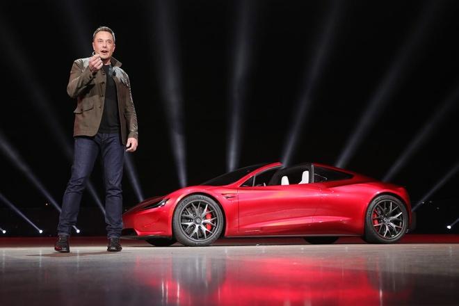 Elon Musk,  Telsa anh 1