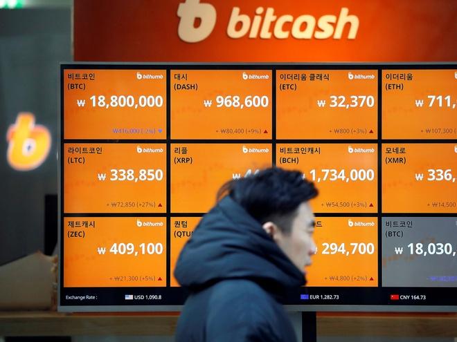 Gia bitcoin tang len 20.000 USD anh 1