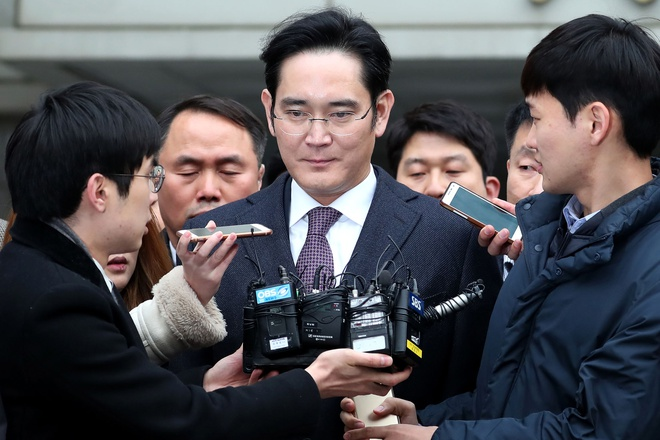 Thai tu Samsung tiep tuc vuong vong lao ly anh 1