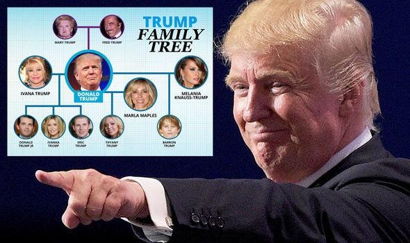 Donald Trump,  tong thong My anh 1