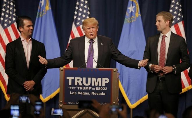 Donald Trump,  tong thong My anh 16