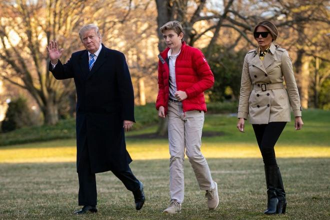 Donald Trump,  tong thong My anh 20