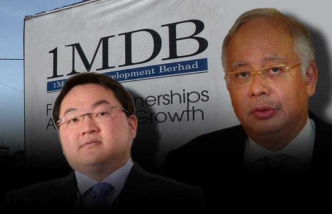 1MDB,  Goldman Sachs,  Malaysia,  Jho Low anh 1