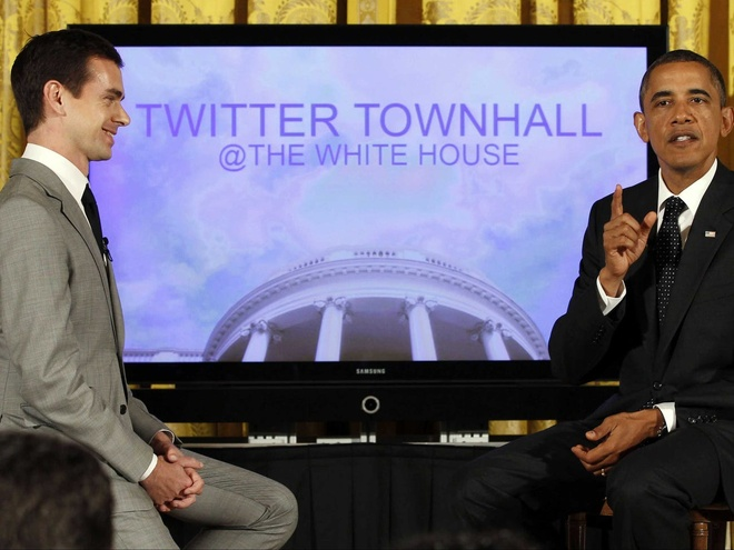 Twitter,  CEO Twitter,  Jack Dorsey anh 7