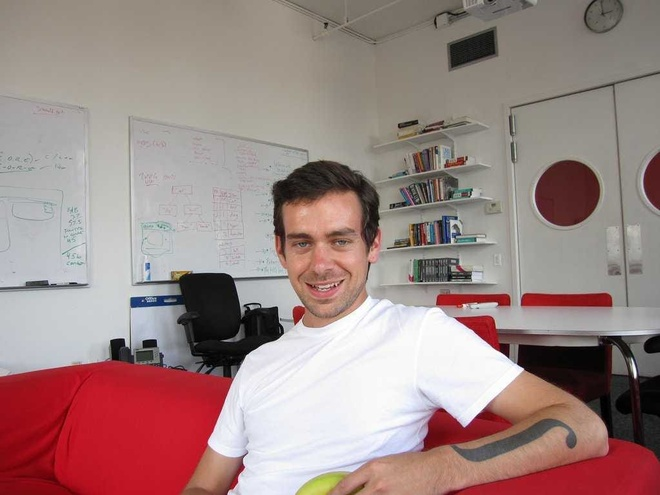 Twitter,  CEO Twitter,  Jack Dorsey anh 2