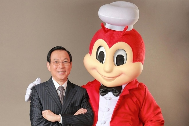chuoi do an nhanh,  fastfood,  ty phu Philippines anh 1