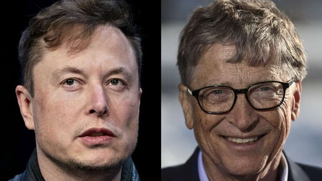 Bill Gates chi trich Elon Musk anh 1