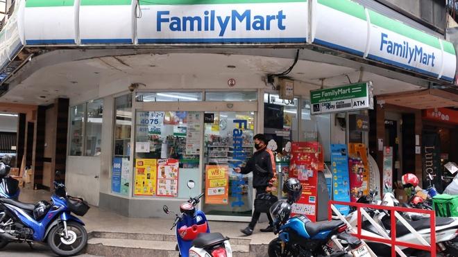 FamilyMart,  cua hang tien loi FamilyMart,  FamilyMart rut khoi Thai Lan,  Itochu anh 1