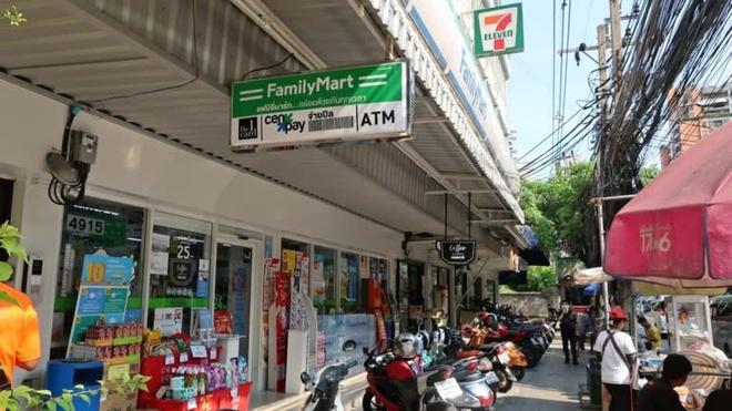 FamilyMart,  cua hang tien loi FamilyMart,  FamilyMart rut khoi Thai Lan,  Itochu anh 2