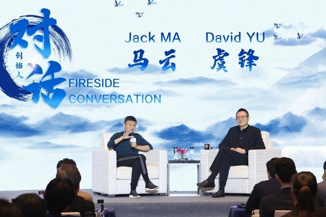 Tu canh tay phai cua Jack Ma thanh 'nu Warren Buffett' cua Trung Quoc anh 3
