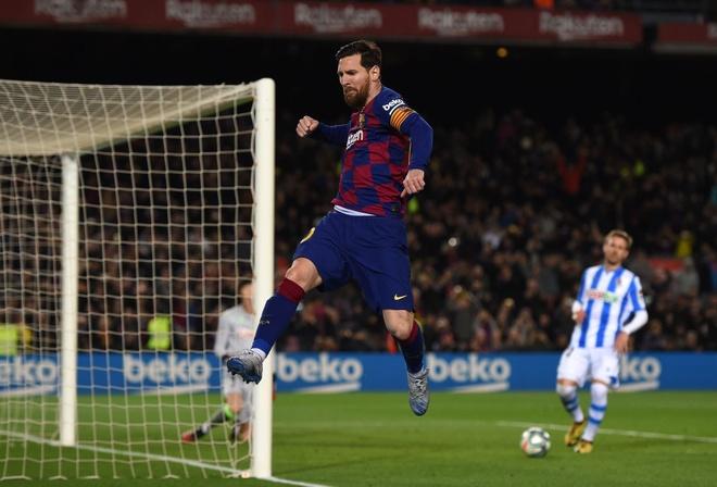 Chuyen nhuong Messi la co hoi thoat tham hoa tai chinh cua Barcelona anh 1