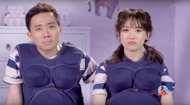 Show Tran Thanh, Truong Giang 'mang bau': Ngheo y tuong, thieu thuc te hinh anh