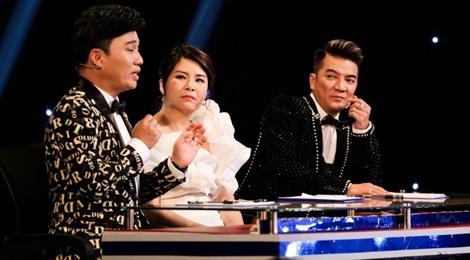 Nhung lan Kim Oanh bi Quang Linh, Mr. Dam bat o Guong mat than quen hinh anh