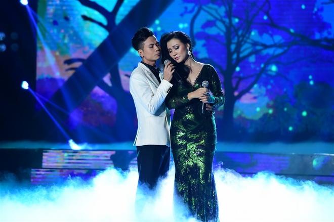 Minh Tuyet gap go ban sao chinh minh va Bang Kieu hinh anh