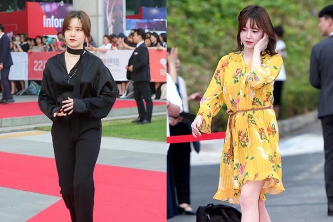 'Nang Co' Goo Hye Sun lot xac ngoan muc sau khi tang 10 kg hinh anh 2