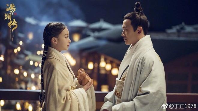 Can Long - Anh Lac - Cao Quy phi gap lai nhau trong 'Hao Lan truyen' hinh anh