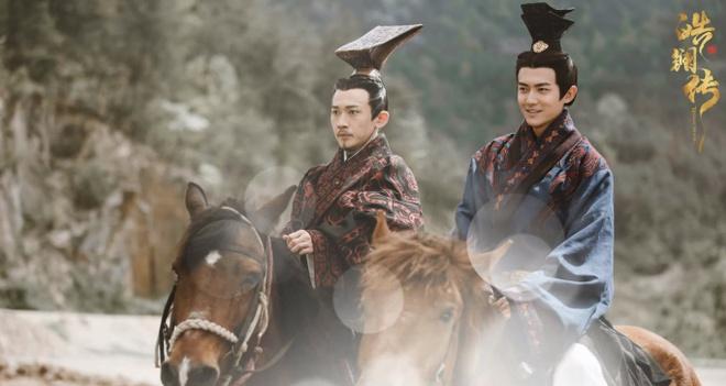 Can Long - Anh Lac - Cao Quy phi gap lai nhau trong 'Hao Lan truyen' hinh anh 5