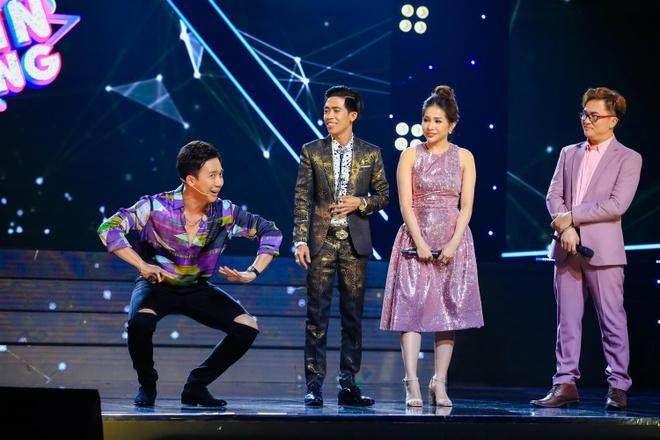 Cam Ly, Minh Tuyet kho chiu sinh Tran Thanh lien tuc che bai thi sinh hinh anh 2